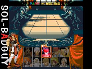 Screenshot Thumbnail / Media File 1 for Guilty Gear [NTSC-U]